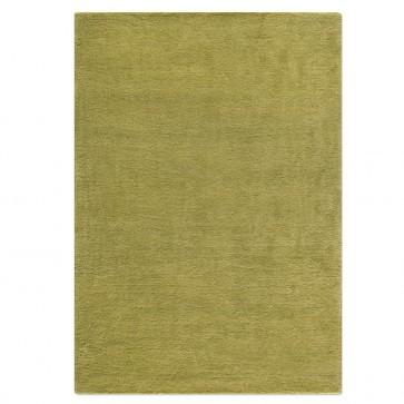Webteppich COLOR olivgrün