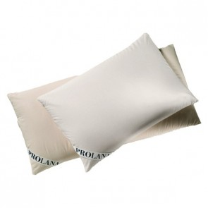 Latex flake pillow