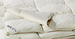 Pure new wool combination duvet CESENA