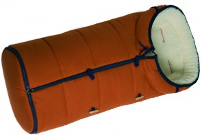 Multi-purpose sleeping bag with lambswool lining