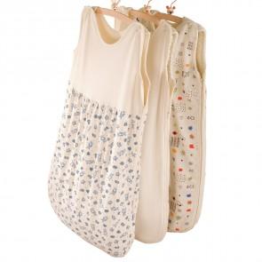 Plush sleep bag