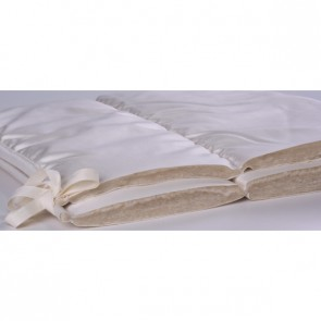 Silk combination duvet SIENA